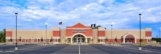 Fredericksburg Expo and Conference center - venue for Virginia Water Well Association annual Winter Conference and Tradeshow
