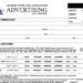 2021 Advertising Agreement
